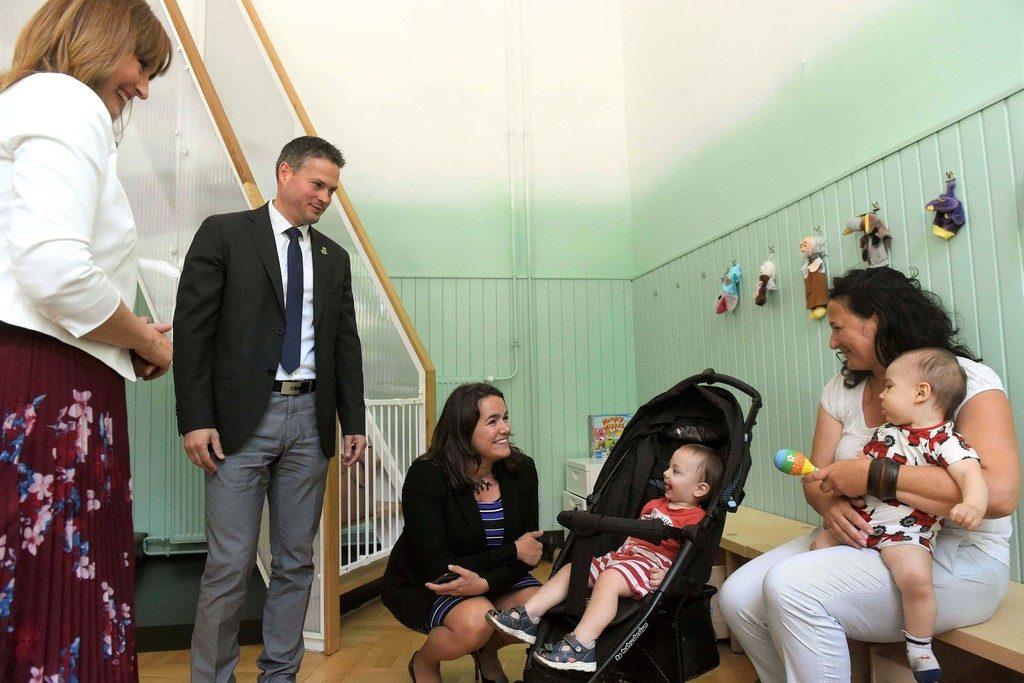 Közösségi tér egyszülős családoknak - Gyöngyösi Oktatásért és Kultúráért Alapítvány