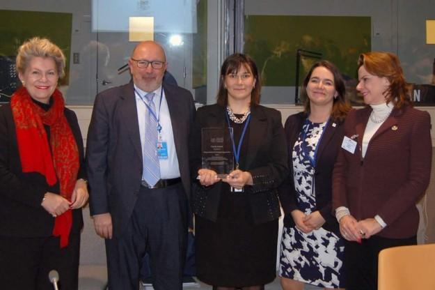 NOE díj - Gyöngyösi Oktatásért és Kultúráért Alapítvány