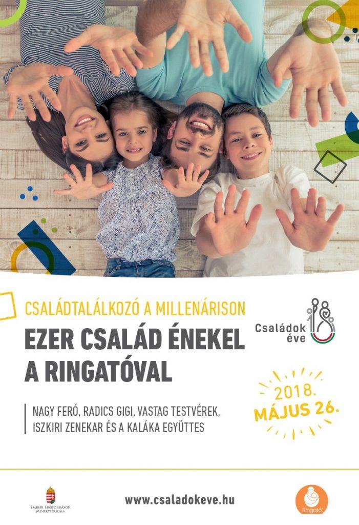 Gyermeknapi Családtalálkozó - Gyöngyösi Oktatásért és Kultúráért Alapítvány