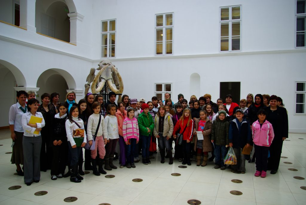 Tehetséggondozás Gyöngyösön - Gyöngyösi Oktatásért és Kultúráért Alapítvány